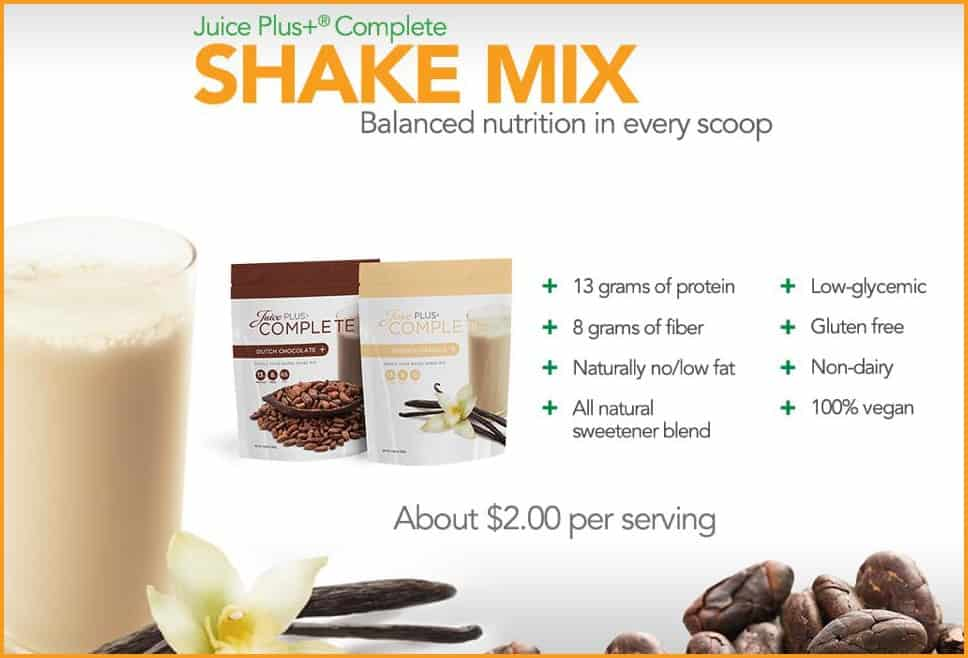 Complete Shakes